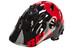 Bell Super 2 Helmet Black/Red Aggression